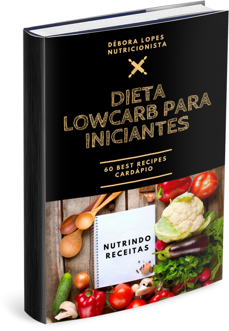 eBook Dieta Low Carb para Iniciantes